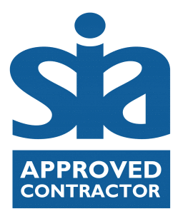 SIA approved contractor logo for Crystal