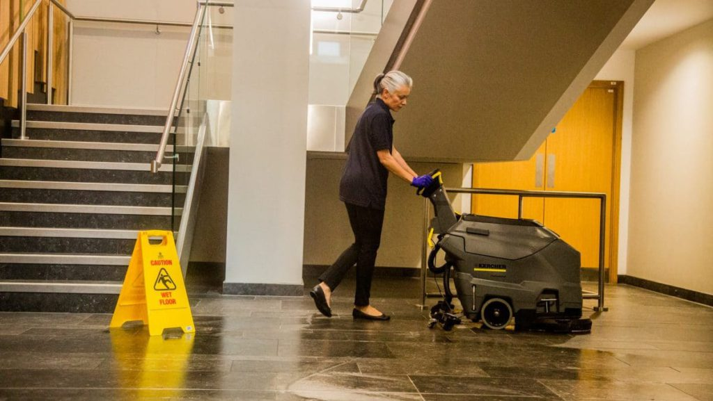commercial-cleaning-women-cleaning-floor-with-machine